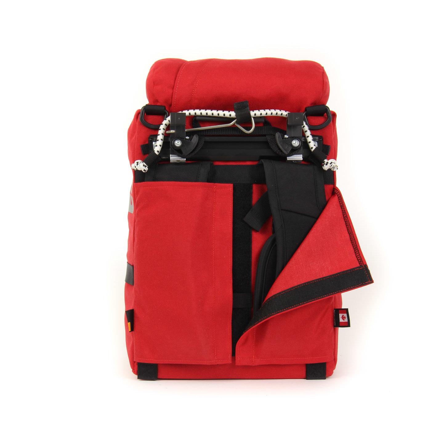 Arkel Arkel GT-18 Convertible Backpack Pannier (Unit)