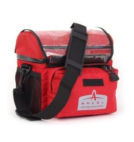 Arkel Arkel Handlebar Bag, Small, Red