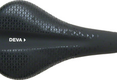 WTB WTB, Deva Progel, Saddle, 250 x 142mm, Women, 291g, Black/White