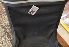 TerraTrike TerraTrike Seat Bag, Silver Logo