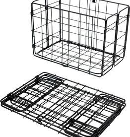 Wald 582 Folding Pannier Basket for Rear Rack