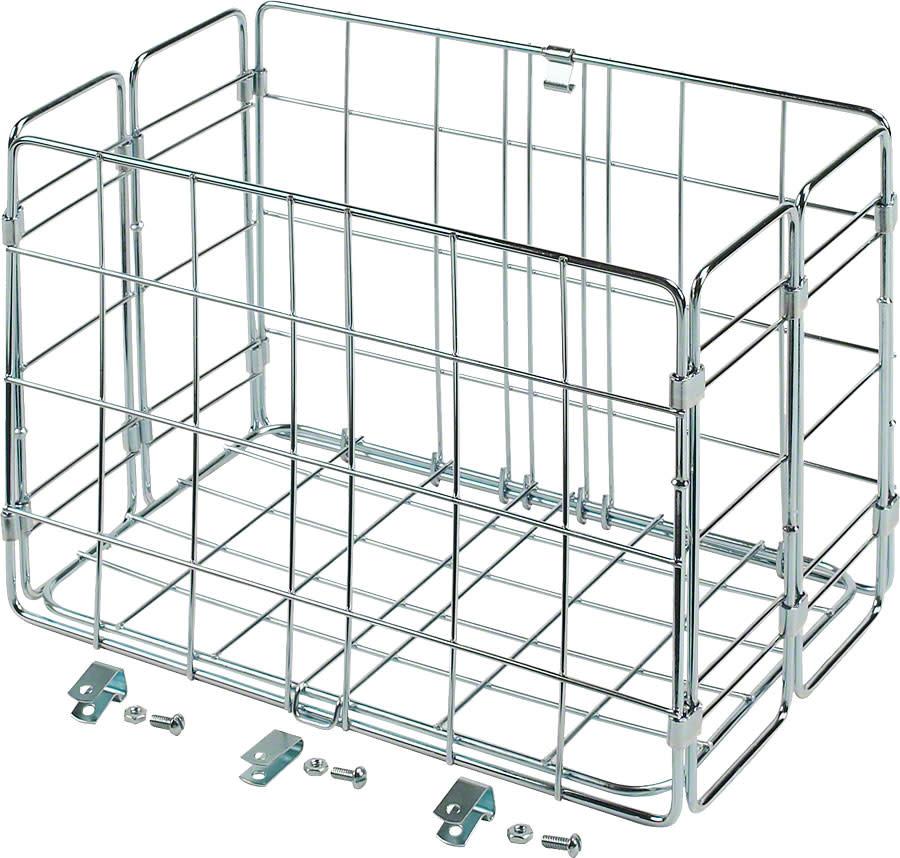 Wald Wald 582 Folding Pannier Basket for Rear Rack (single)