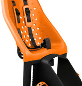 Thule Yepp Maxi Easyfit Rack Mount Child Seat: Orange