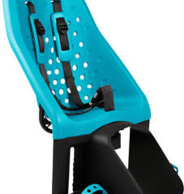 Yepp Maxi Easyfit Rack Mount Child Seat: Ocean Blue
