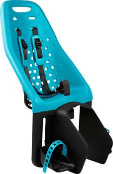 Yepp Maxi Easyfit Rack Mount Child Seat: Ocean Blue