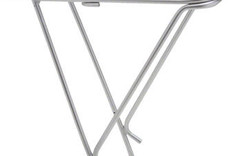 Planet Bike Eco Rear Rack: Includes Hardware, Silver