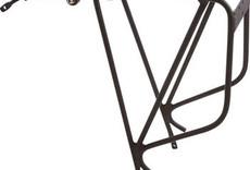 Planet Bike Planet Bike K.O.K.O. Cargo Rear Rack: Includes Hardware, Black