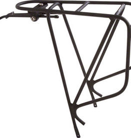 Planet Bike K.O.K.O. Cargo Rear Rack: Includes Hardware, Black