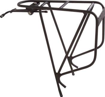 Planet Bike K.O.K.O. Cargo Rear Rack: Includes Hardware, Black