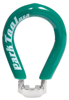 Park Tool SW-1C Spoke Wrench: 3.30mm: Green