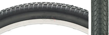 Kenda Cruiser K927 Tire - 26 x 2.125, Clincher, Wire, Black, 22tpi