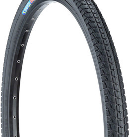 Kenda Komfort Tire - 26 x 1.95, Clincher, Wire, Black, 60tpi