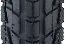 Kenda Kenda Komfort Tire - 26 x 1.95, Clincher, Wire, Black, 60tpi