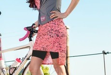 BikeIsta BIKEISTA Racerback Dress