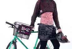 BikeIsta BIKEISTA Crop Top Hoodie