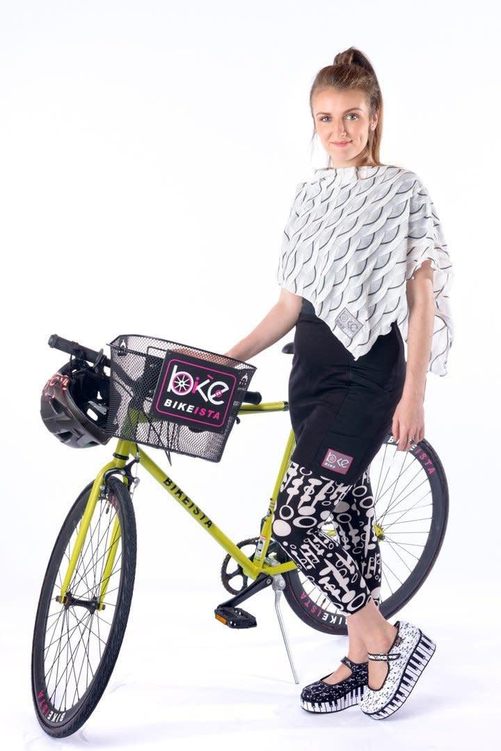 BIKEISTA Cycler's Poncho