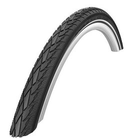 Schwalbe Road Cruiser Tire, 47-406, Black-Reflex, Wire