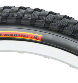 Primo Primo Dirt Monster Tire, 20x1.95, Black