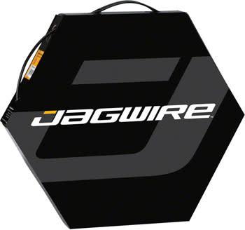 Jagwire 5mm Sport Brake Housing with Slick-Lube Liner, Black, 1 Foot