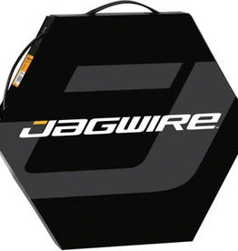 Jagwire 4mm Sport Derailleur Housing with Slick-Lube Liner, Black, 1 foot