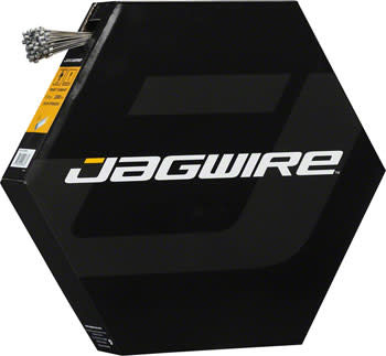 Jagwire Sport Derailleur Cable Slick Stainless 1.1x2300mm SRAM/Shimano, Single cable