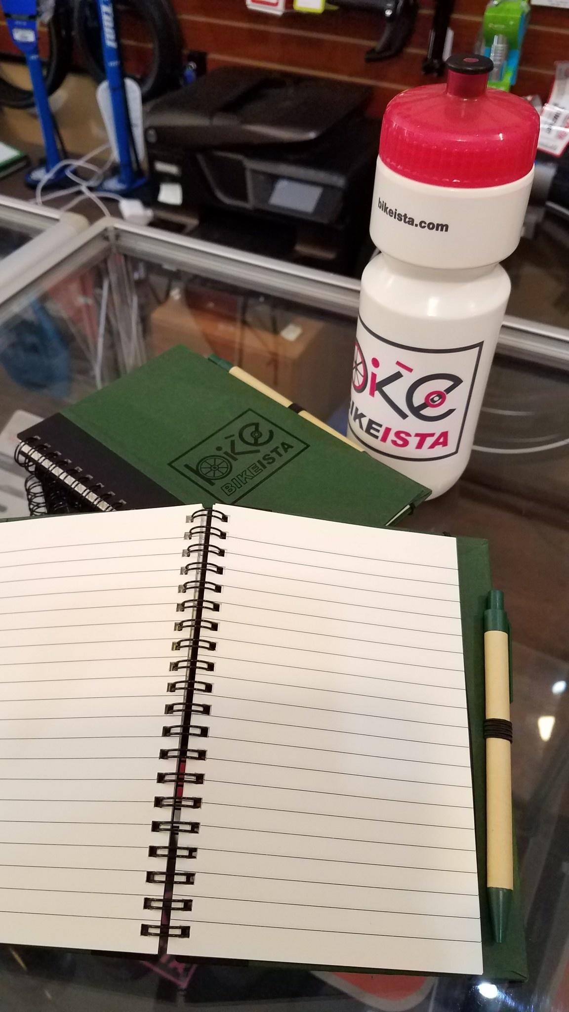 BIKEISTA Notebook