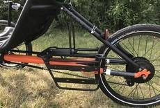 TerraTrike TerraTrike Low Rider Rack