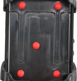 Delta Delta Smartphone Phone Holder: Black