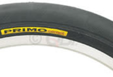 "Primo Comet Recumbent Tire: 20"" x 1-1/8"" Steel Bead Black"