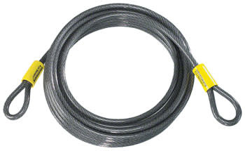 Kryptonite Kryptonite KryptoFlex Cable 1030: Extra Long 10mm X 30'