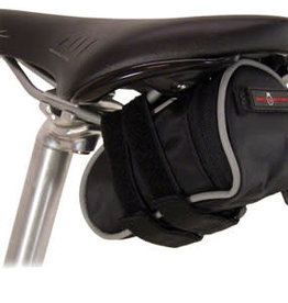 Banjo Brothers Seat Bag: Mini, Black