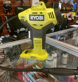Ryobi Power Inflator Pump with Park Tool Head