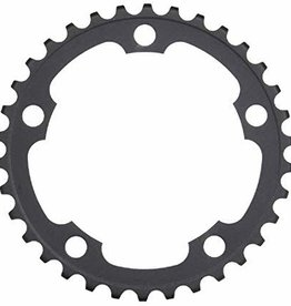 Shimano 105 5750-L 34t 110mm 10-Speed Chainring Black