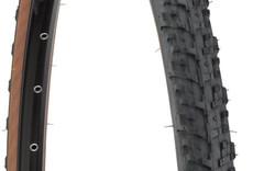 WTB Nano 40 Tire - 700 x 40, TCS Tubeless, Folding, Black/Tan, Light, Fast Rolling