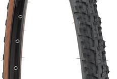 WTB WTB Nano 40 Tire - 700 x 40, TCS Tubeless, Folding, Black/Tan, Light, Fast Rolling