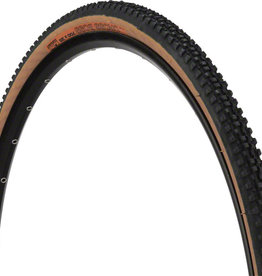 WTB Cross Boss Tire - 700 x 35, TCS Tubeless, Folding, Black/Tan, Light, Fast Rolling