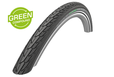 Road Cruiser HS 484, Active Line, Wire Bead, 47-305/16x1.75, K-Guard, Green Compound, Black, Reflex Reflective Strip