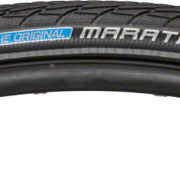 Schwalbe Marathon Plus Tire - 700 x 32, Clincher, Wire, Black/Reflective, Performance Line