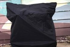 Brompton Brompton Bike cover and saddle bag, Black