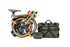 Brompton Brompton M6L Explore with special edition bag and accessories