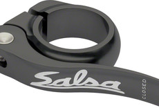 Salsa Flip-Lock Seat Collar 30.0 Black