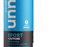 Nuun Sport + Caffeine Hydration Tablets: Wild Berry, Single tube