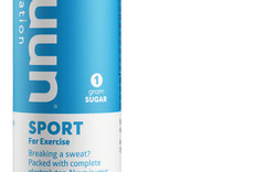 Nuun Sport Hydration Tablets: Tri Berry, Single tube