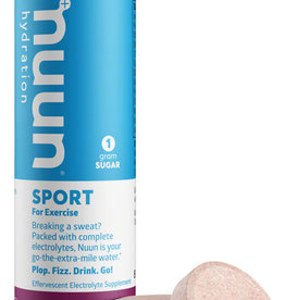 Nuun Nuun Sport Hydration Tablets: Tri Berry, Single tube