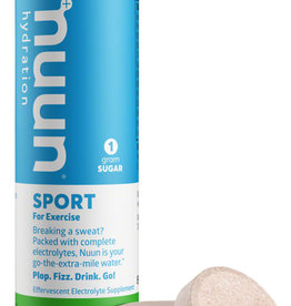Nuun Nuun Sport Hydration Tablets: Watermelon, Single tube
