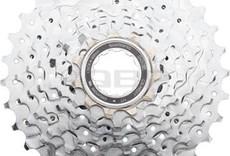 Shimano Alivio CS-HG51 Cassette - 8 Speed, Silver