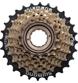 Shimano TZ500 7-Speed Freewheel
