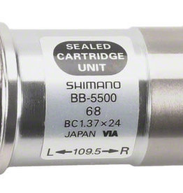 Shimano Shimano 105 BB-5500 Octalink V1 Spline English Bottom Bracket