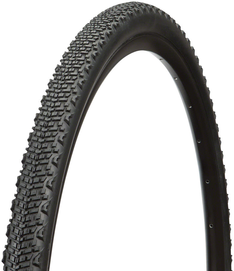 Donnelly Sports Donnelly Sports EMP Tire - 700 x 38, Tubeless, Folding, Black
