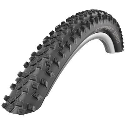 Schwalbe Schwalbe Smart Sam Tire, Black, Wire